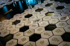 Unique Puzzle Board. Names and Tables. Wedding Reception. Boston. Alden Castle. A LONGWOOD Venue. Wedding Photography. // Christian Pleva Photography http://www.christianplevaimages.com/