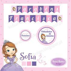 Kids&Babies: Party printables :: Princesa Sofia