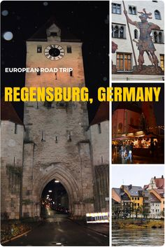 It's probably not on your radar if you are planning a trip to Germany but I think you should reconsider. Regensburg is a beautiful little town and the surrounding countryside has some pretty impressive highlights as well.