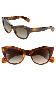 Givenchy Retro Sunglasses... #LadiesStylish