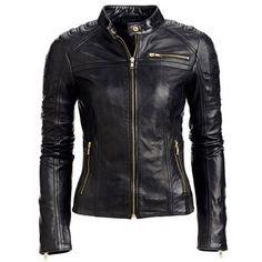 Megan biker Jacket