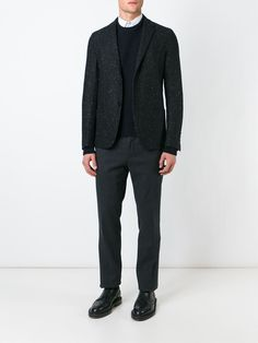 #fendi #blazer #jacket #black #tweed #fashion #style www.jofre.eu