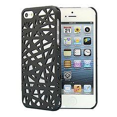 Diseño de la jerarquía de nuevo caso Hueco-hacia fuera de pájaro para el iPhone 5/5S (colores surtidos) – EUR € 3.12