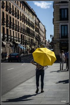 DIA DE PARAGUAS/DAY OF UMBRELLA by DIEGO L. on 500px