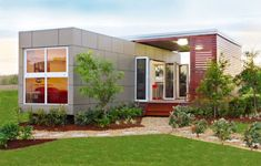 Compact Prefab House is Made from a Single Shipping Container in Milan   Inhabitat - Sustainable Design Innovation, Eco Architecture, Green Building