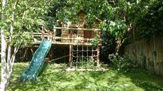 Miniature Manors Wonky Treehouse
