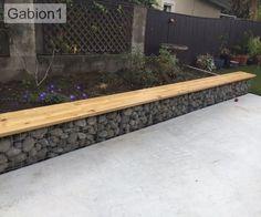 gabion garden seating ideas http://www.gabion1.com