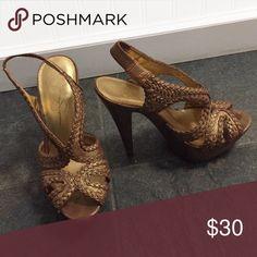 Jessica Simpson extra high heels! Comfy very high wedge heels for 2018! Jessica Simpson Shoes Heels