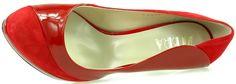 Szpilki Zebra-Sa 2031-013 Wedges, Model, Shoes, Fashion, Moda, Zapatos, Shoes Outlet, Fashion Styles, Wedge