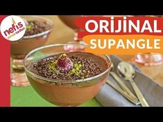 YouTube Turkish Recipes, Acai Bowl, Easy Meals, Easy Recipes, Panna Cotta, Food And Drink, Pudding, Breakfast, Desserts