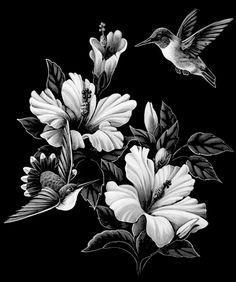 Engraved Flower Designs Samples For Headstone Memorials 2
