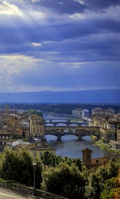 Firenze (Florence), Italy - Such a beautiful place to visit!