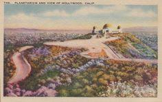 1940's L.A. postcard. Hagins collection.