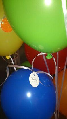 30' ballonnen