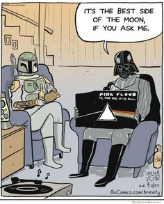 Darth knows what side he's on.  Do you?
