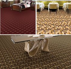 #Style, #color and #pattern are important when choosing the right #carpet. Our broad range of #WallToWall #carpets and #rugs are available in different #materials and #designs to meet your specific needs.  These are some of our #Wall-to-Wall #carpet designs.