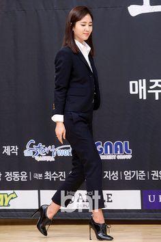 SNSD Yuri at the PressCon of 'Defendant'
