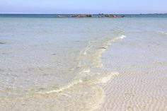 Beach Bretagne, France
