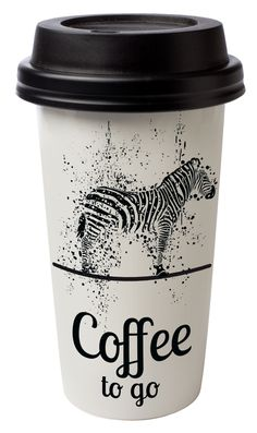 """Cups """"coffee to go"""""""