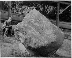 cariboo petroglyph stanley park