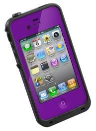 I just love my iphone4 and the Lifeproof case I have for it!