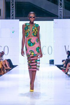 Glitz Africa Fashion Week 2014 – Alinafe - Pagnifik