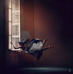 Zero Gravity by Nikolay Tikhomirov, via 500px