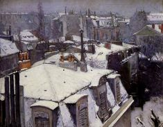 56 Best Gustave Caillebotte Images On Pinterest Art