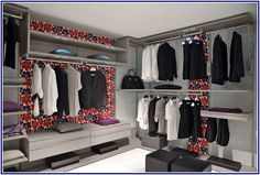 Cool info on Design A Closet Organizer