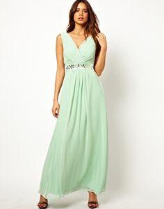 Coast Beta Maxi Dress - £225 wedding guest