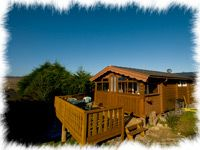 Cadair View Lodge at Bronaber is only 40 minutes away.