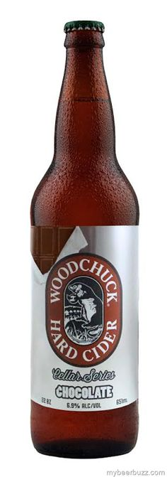 Woodchuck Introduces Cellar Series Chocolate Cider