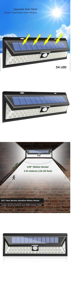 Outdoor Security and Floodlights 183393: Led Solar Dusk To Dawn Outdoor Sensor Yard Waterproof Security Flood Light Lamp -> BUY IT NOW ONLY: $37.23 on eBay!