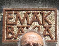 Emak Bakia. La de Man Ray y la de Oskar Alegría