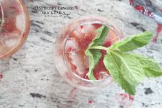My raspberry ginger mocktail. A alcohol free, healthified version of a cocktail, combining kombucha, raspberries and ginger. Cocktails, Drinks, Alcohol Free, Kombucha, Raspberry, Vegetables, Blog, Life, Cocktail Parties