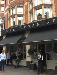 The Botanist in Kensington, Greater London