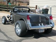 Custom, Roth style, one-off, home-built, frankenstein hot rods...lets see them! | Page 7 | The H.A.M.B.