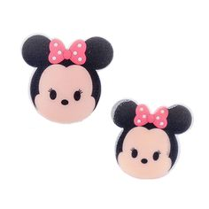 Cute Dots Bowknot Cartoon Minnie Mouse Flatback Planar Resin Craft 20Pcs DIY Garment Shoes Accessories-in Figurines & Miniatures from Home & Garden on Aliexpress.com | Alibaba Group