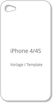 iphone 6 template case iphone 6 handyh lle vorlage zum. Black Bedroom Furniture Sets. Home Design Ideas
