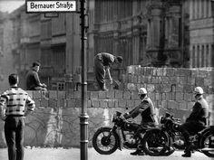 Bernauerstrasse August 1961