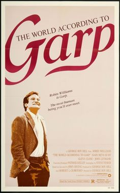Movie Posters - Movie Posters : The World According to Garp (1982)  Movie Posters  :     The World According to Garp (1982)