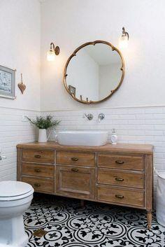 Modern boho bathroom home decor в 2019 г. home decor, bathroom Modern Boho Bathroom, Rustic Bathroom Vanities, Wood Bathroom, Diy Bathroom Decor, Simple Bathroom, Bathroom Styling, Bathroom Interior, Bathroom Ideas, Budget Bathroom