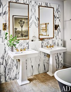 Creative Bathroom Tile Inspiration for Your Next Remodel Photos   Architectural Digest