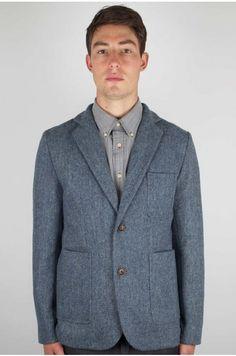 NN07 Light Blue Prince 2 Jacket (Wishlist)