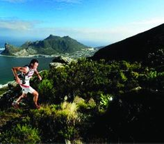 Cape Trail Running in South Africa's Western Cape.