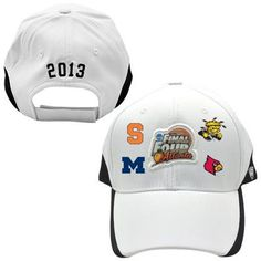 Top Of The World 2013 NCAA Men's Basketball Final Four Team Adjustable Hat - White  Price: $27.95
