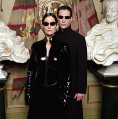 The Matrix Revolutions Keanu Reeves Pictures, Keanu Reeves Quotes, Trinity Matrix, The Matrix Movie, Carrie Anne Moss, Alien 1979, Keanu Charles Reeves, Perfect Love, Couple Aesthetic