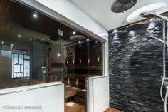 Myynnissä - Paritalo, Saunalahti, Espoo:   #sauna #kylpyhuone #oikotieasunnot