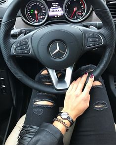 Home Decorating Magazines Free - Your Favorite Cars Mercedes Girl, Mercedes Benz Amg, My Dream Car, Dream Cars, Mercedes Interior, Carros Bmw, Mercedes Wallpaper, Girls Driving, Little Red Corvette