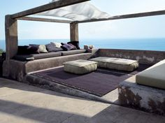 OUTDOOR PAOLA LENTI AMBIANCE contemporary patio
